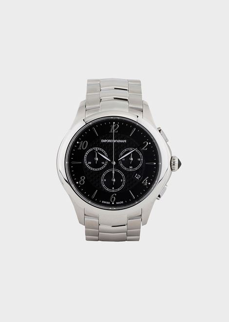 Men's Swiss Made Esedra Chronograph Watch