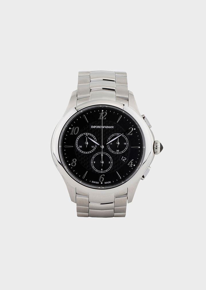 kiva halpa uusi saapuu aina suosittu Men's Swiss Made Esedra Chronograph Watch