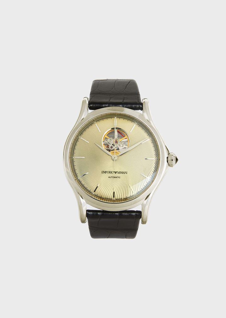 c0ace451353 Automatic Swiss made watch 3304