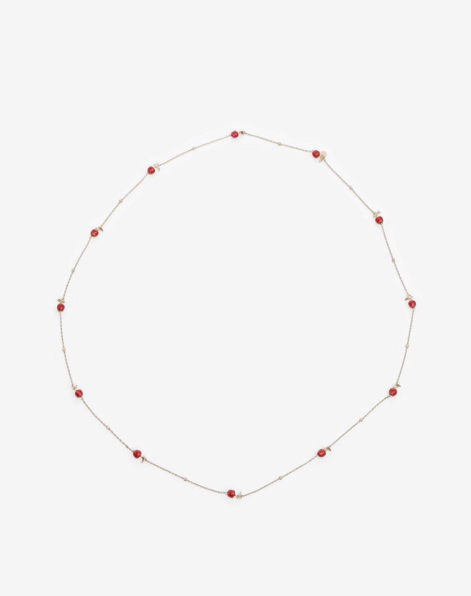 VALENTINO GARAVANI Long necklace Necklace D f