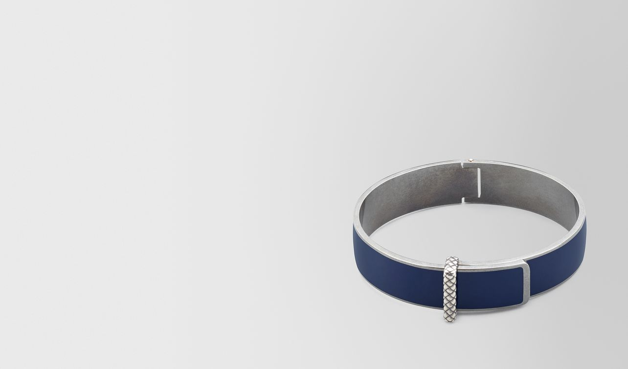 atlantic oxidized silver/enamel bracelet landing