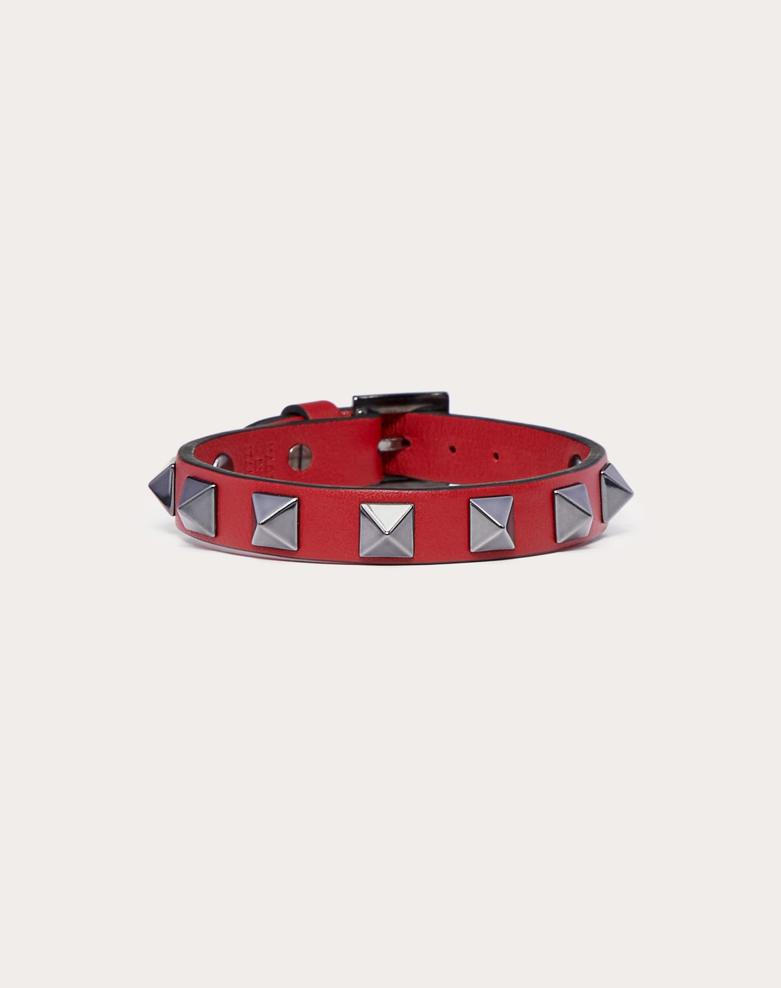 VALENTINO GARAVANI UOMO Rockstud bracelet Bracelet U f