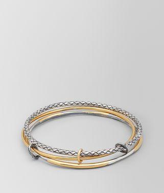 复古银白色/金黄色复古质感DICHOTOMY戒指