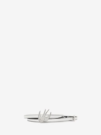 Swallow Mini Wrap Bracelet