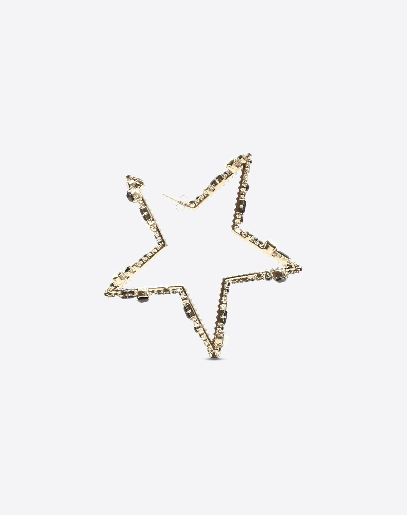 star in light on bronze stud product shaped luulla starfish earrings original small