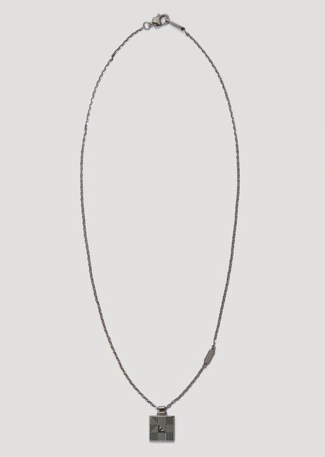 EMPORIO ARMANI Necklace Man f