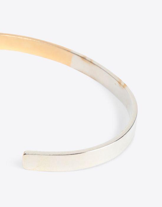 MAISON MARGIELA Silver logo bracelet Bracelet [*** pickupInStoreShippingNotGuaranteed_info ***] d