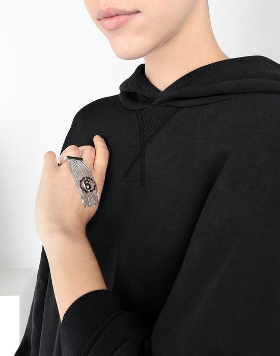 MM6 MAISON MARGIELA Printed chains ring Ring [*** pickupInStoreShipping_info ***] b