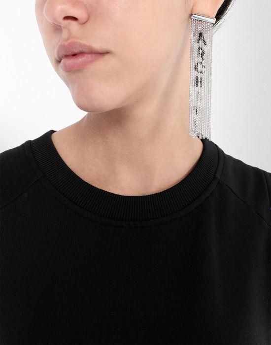 MM6 MAISON MARGIELA Printed chains earing Earrings [*** pickupInStoreShipping_info ***] b