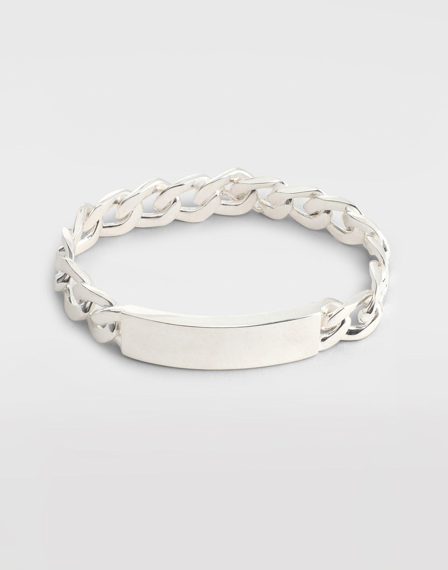 MAISON MARGIELA Anonymous ID bracelet Bracelet Man f