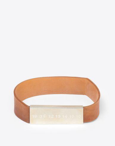MAISON MARGIELA Armband Herren Rubber band bracelet f