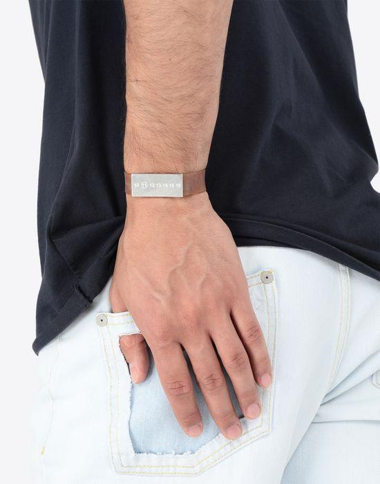 MAISON MARGIELA Rubber band bracelet Bracelet Man a