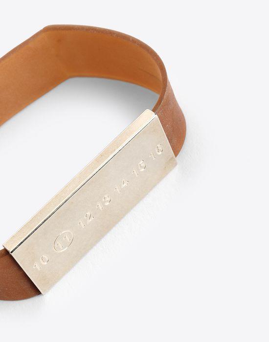 MAISON MARGIELA Rubber band bracelet Bracelet Man r