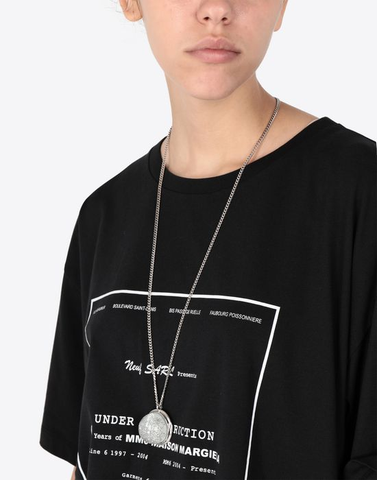 MM6 MAISON MARGIELA Snow globe pendant necklance Necklace [*** pickupInStoreShipping_info ***] b