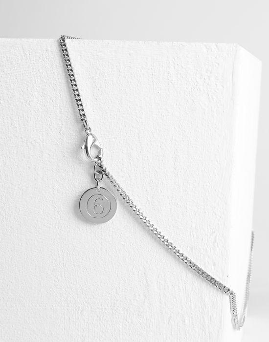 MM6 MAISON MARGIELA Broken Heel pendant necklace Necklace [*** pickupInStoreShipping_info ***] d
