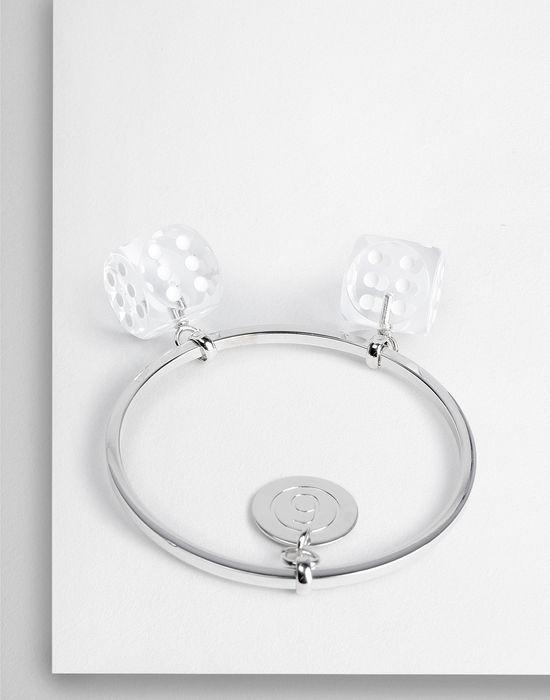 MM6 MAISON MARGIELA 6 Dice Group' charm bracelet Bracelet [*** pickupInStoreShipping_info ***] r