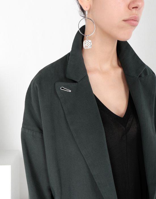 MM6 MAISON MARGIELA 6 Dice Group' hoop earring Earrings [*** pickupInStoreShipping_info ***] b