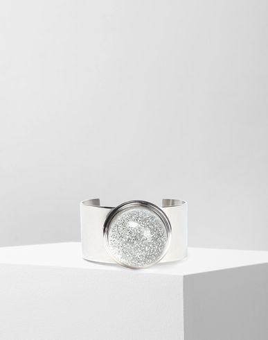 MM6 MAISON MARGIELA Bracelet Woman Snow globe cuff bracelet f