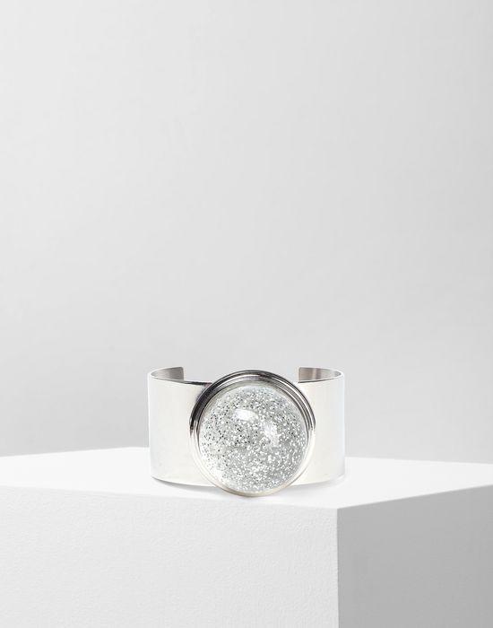 MM6 MAISON MARGIELA Snow globe cuff bracelet Bracelet [*** pickupInStoreShipping_info ***] f
