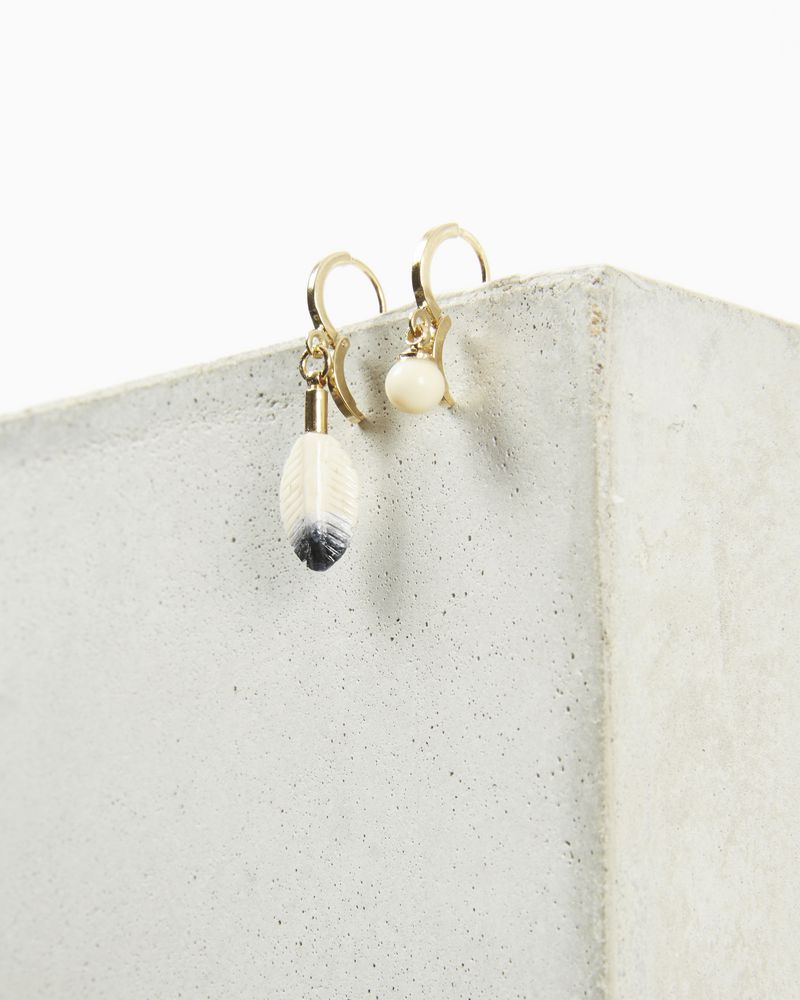 SCARABE earrings ISABEL MARANT