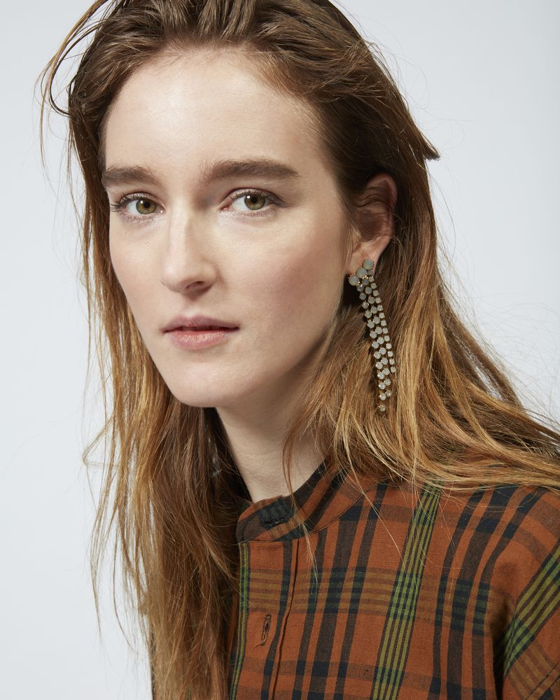 A WILD SHORE earrings ISABEL MARANT