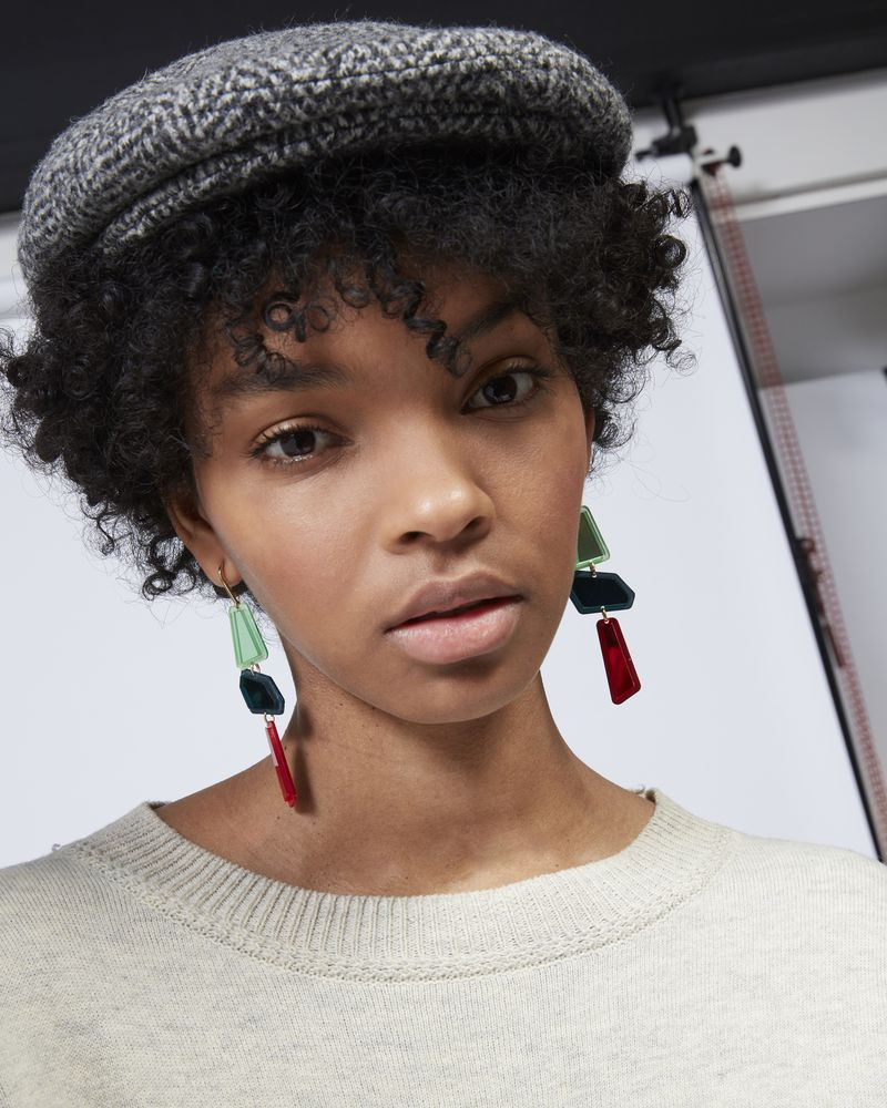 TOTEM earrings ISABEL MARANT