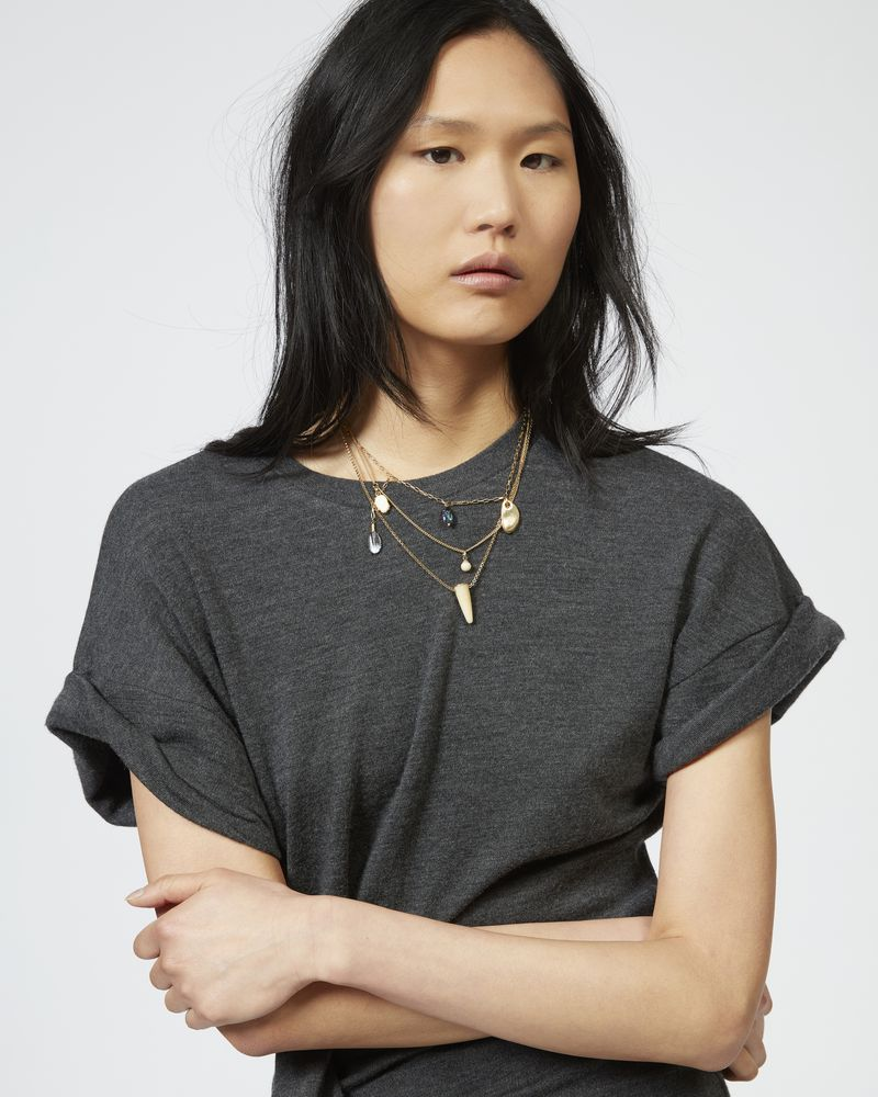 SCARABE necklace ISABEL MARANT