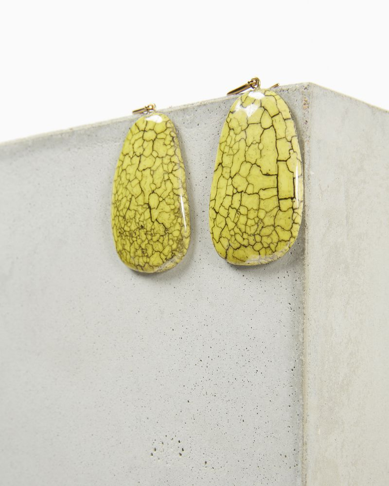 SQUARE earrings ISABEL MARANT