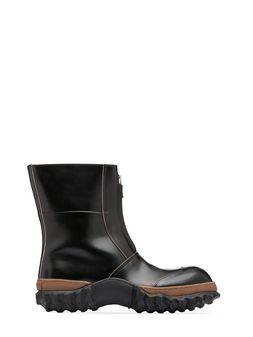 Marni Half boot in calfskin Man