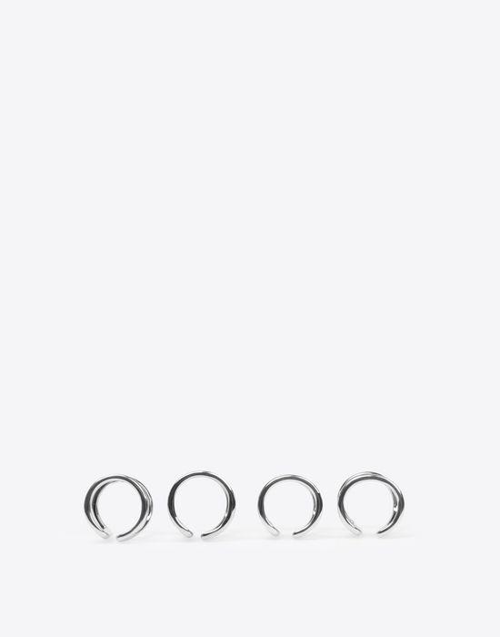 MAISON MARGIELA Outline rings Ring [*** pickupInStoreShipping_info ***] r