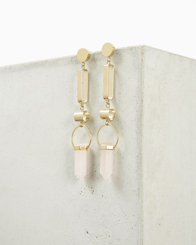 CRYSTAL earrings  ISABEL MARANT