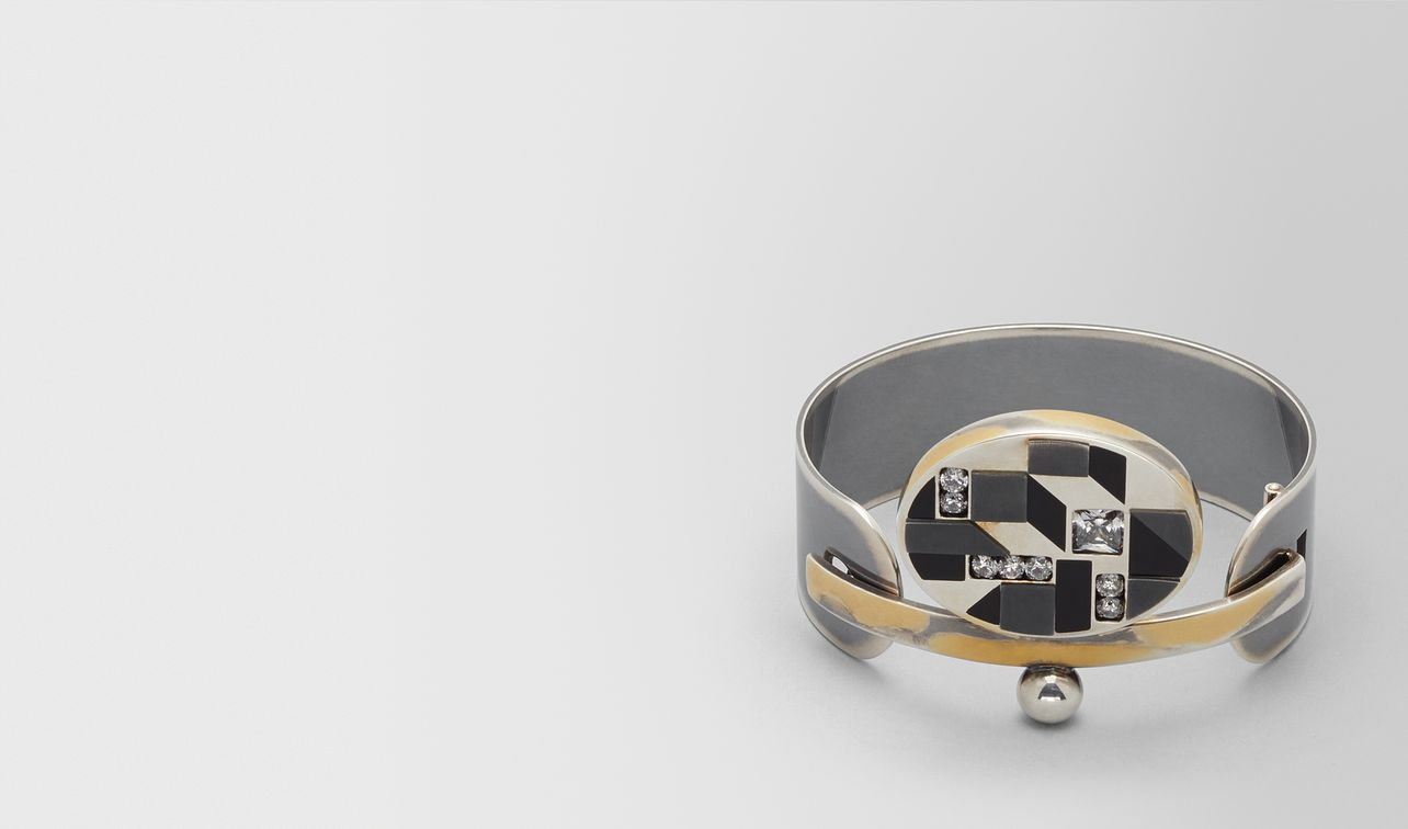 onyx/cubic zirconia/silver bracelet landing