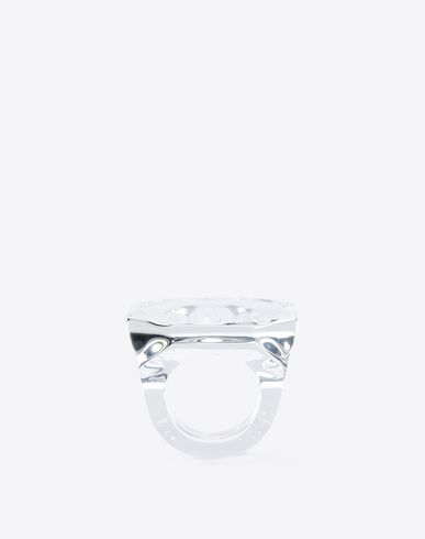 MAISON MARGIELA Ring Woman Invisible signet ring f