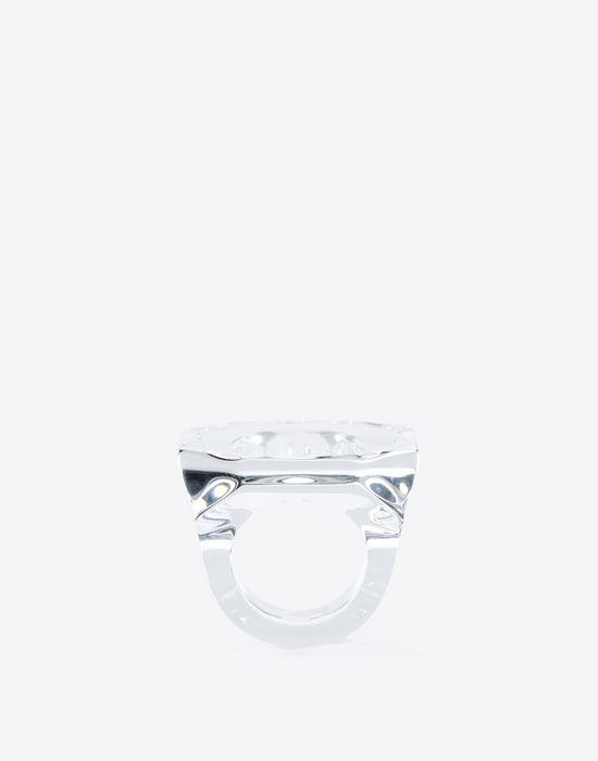 MAISON MARGIELA Invisible signet ring Ring [*** pickupInStoreShipping_info ***] f