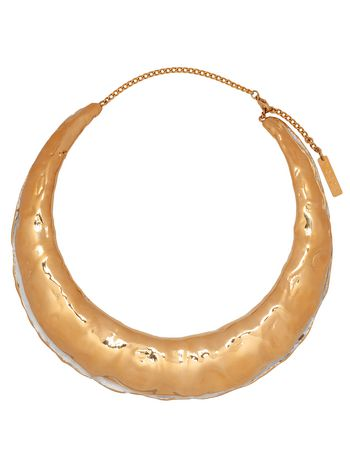 Marni Half-moon chocker in metal TRIBE Woman