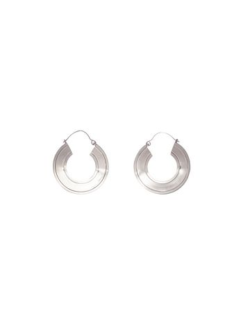 Marni MONILE leverback earrings in metal Woman