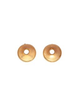 Marni MONILE metal clip-on earrings with gold-color finish Woman