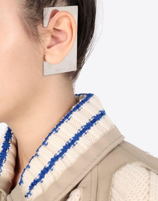 MAISON MARGIELA Rectangle earring Earrings [*** pickupInStoreShipping_info ***] b