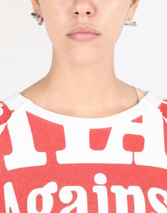 MAISON MARGIELA Triple crystal earcuffs Earrings [*** pickupInStoreShipping_info ***] b