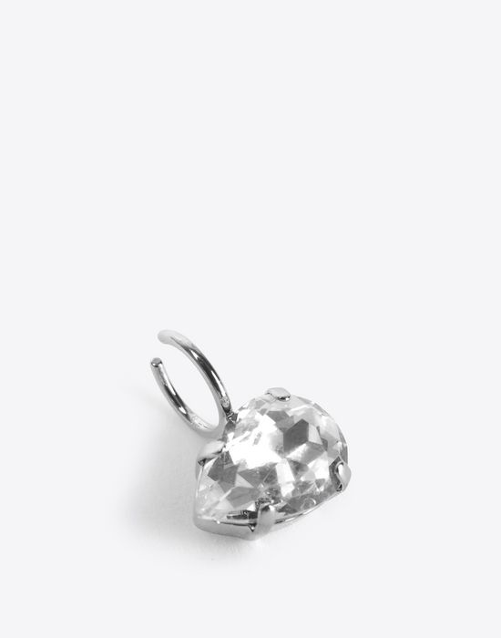 MAISON MARGIELA Triple crystal earcuffs Earrings [*** pickupInStoreShipping_info ***] e