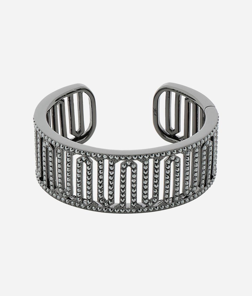KARL LAGERFELD Karl Essential Cuff Bracelet Woman f