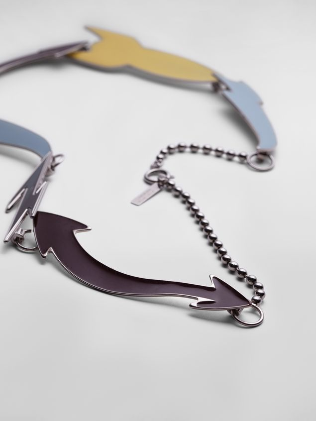 Marni Necklace in metal Man - 3