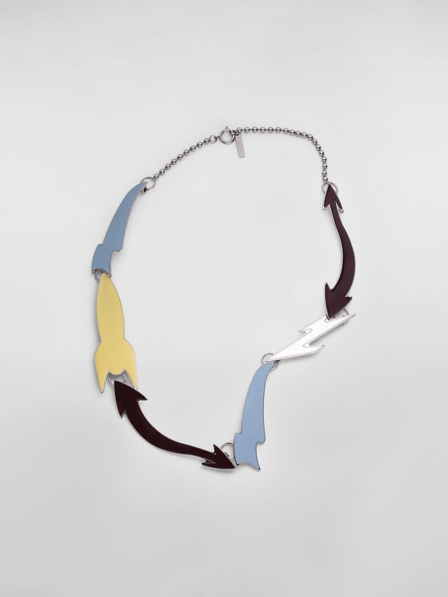 Marni Necklace in metal Man - 1