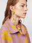 Marni COLLECT screw earrings in resin and metal with irregular drop shape  Woman - 2