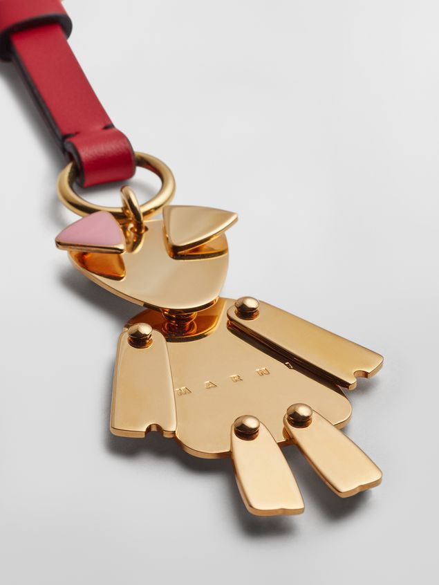 Marni CHINESE NEW YEAR keychain in metal  Woman - 3