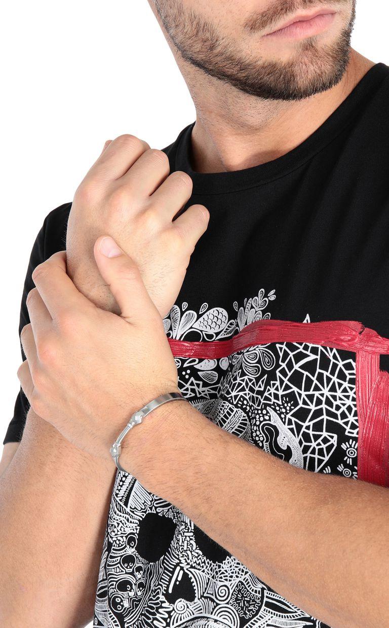 JUST CAVALLI Silver-tone bracelet Bracelet [*** pickupInStoreShippingNotGuaranteed_info ***] r