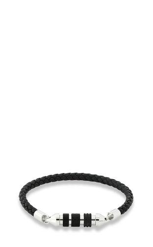 JUST CAVALLI Bracelet Man Bracelet in onyx stone f