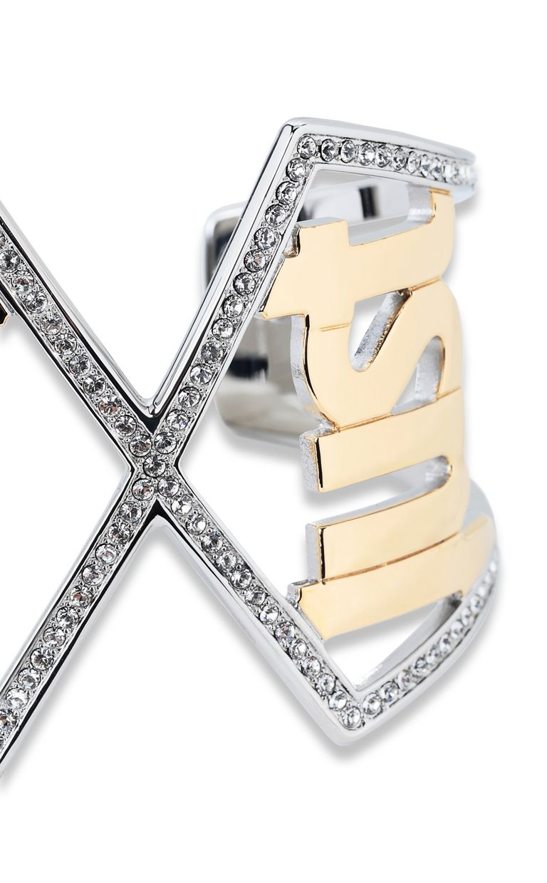 JUST CAVALLI Logo bracelet Bracelet [*** pickupInStoreShipping_info ***] d
