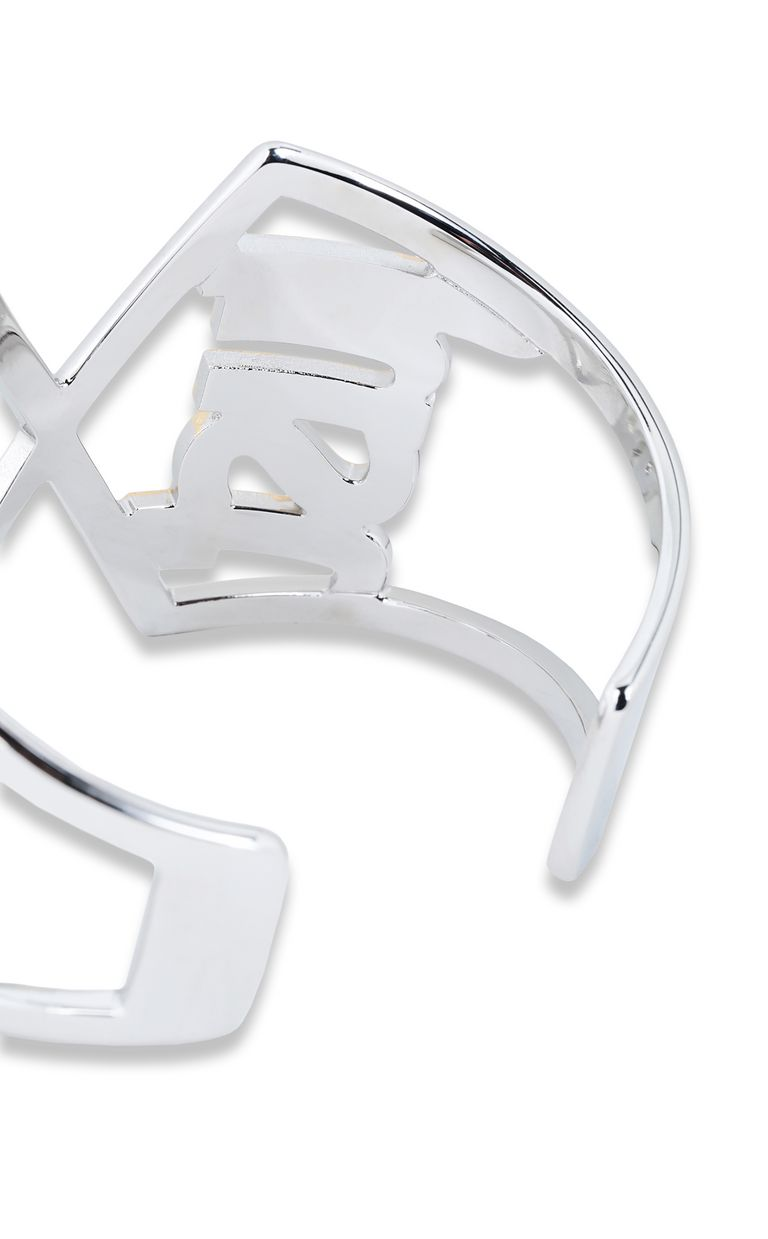 JUST CAVALLI Logo bracelet Bracelet Woman e