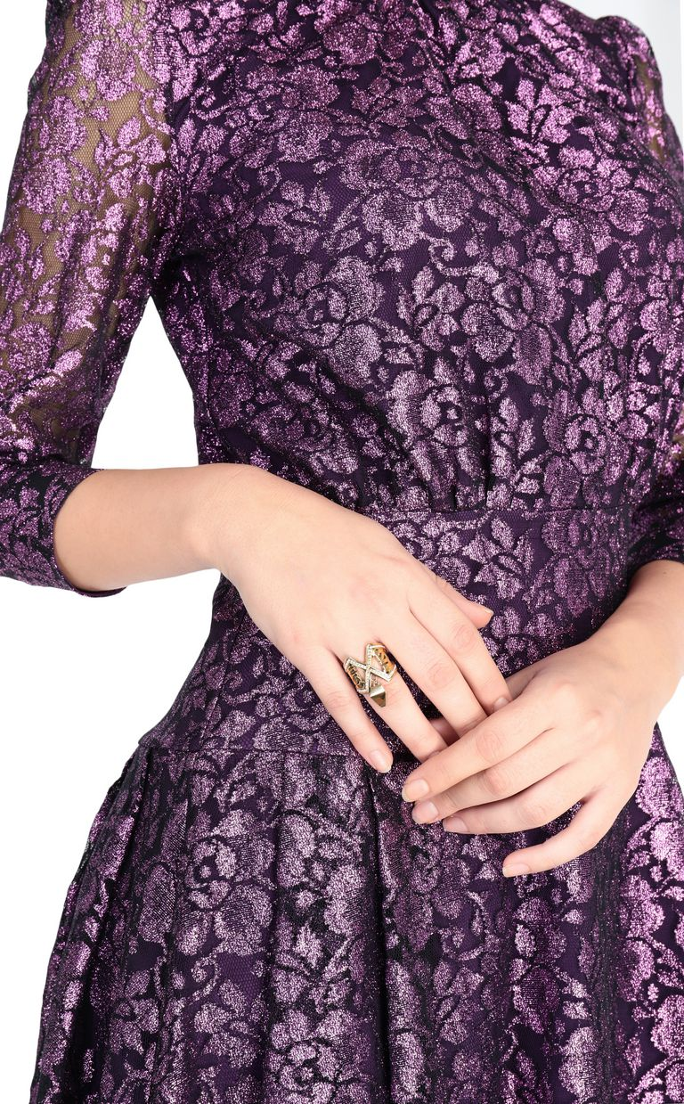 JUST CAVALLI Logo ring Ring Woman r